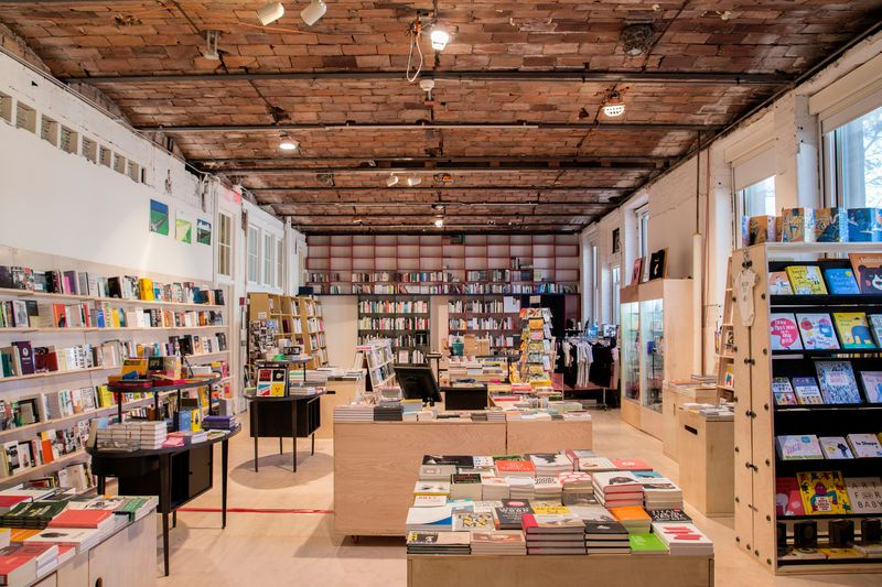 Artbook @ MoMA PS1 Bookstore, Photo by Isabelle Baldwin (2)