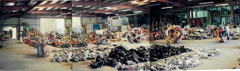 CHAMB - Sarasota studio 1980s