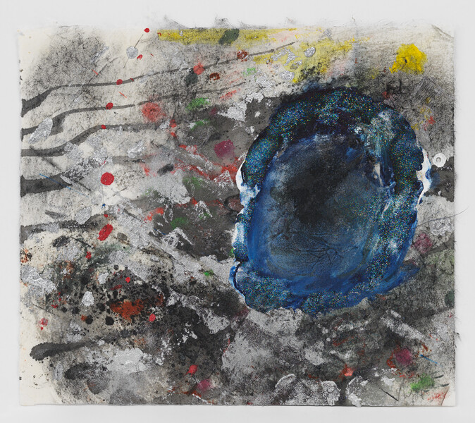 Artwork related to exhibition: Jack Whitten Transitional Space A Drawing Survey