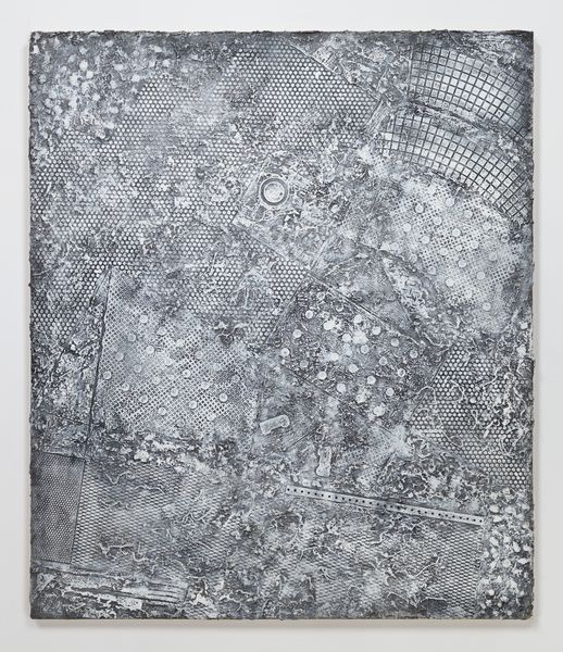 Artwork related to exhibition: More Dimensions Than You Know: Jack Whitten, 1979 – 1989