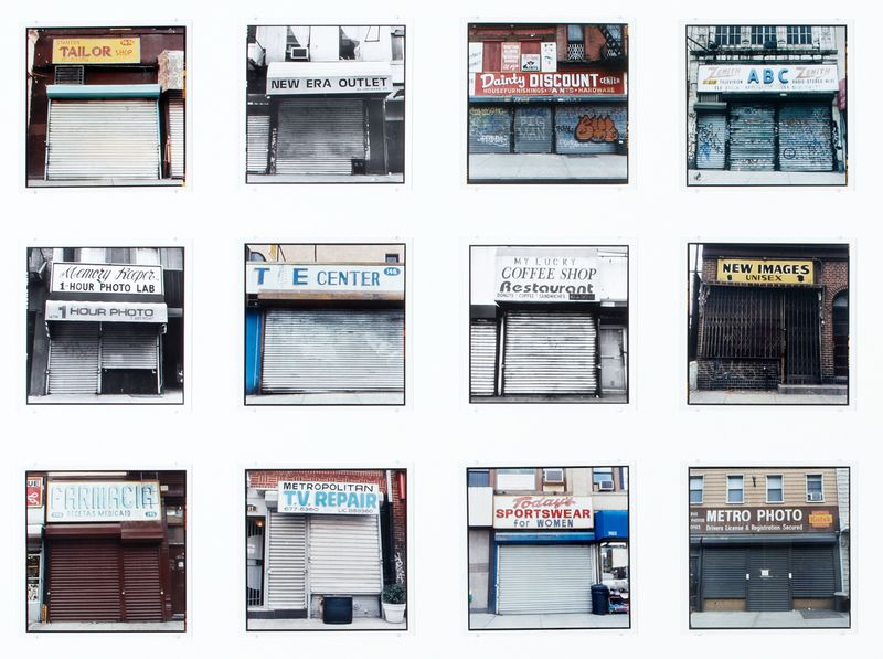 Artwork related to exhibition: Zoe Leonard Analogue