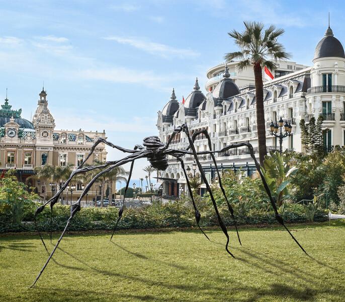 Bourgeois Spider in Monaco