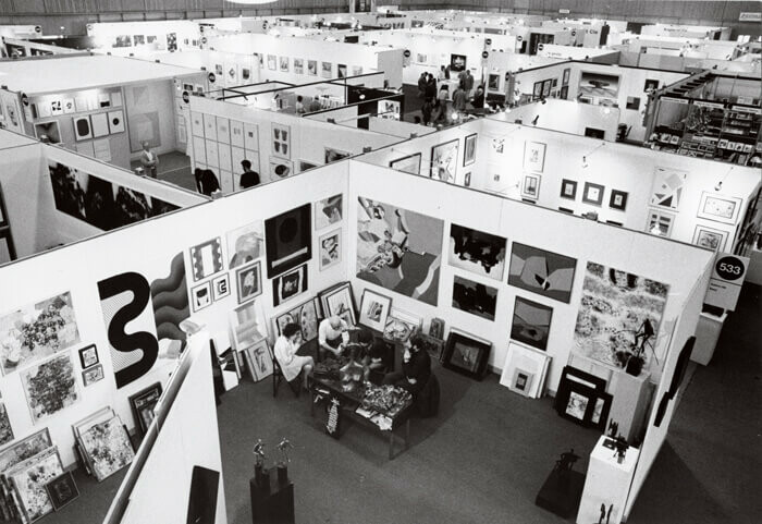Art-Basel-in-its-second-year-1971