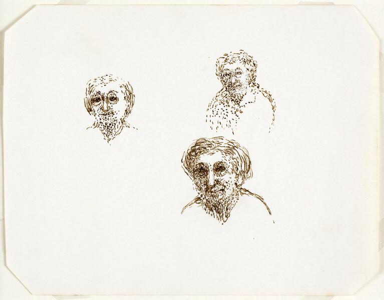 _ ER_Untitled, ink on paper, 12 x 15,4 cm, undated