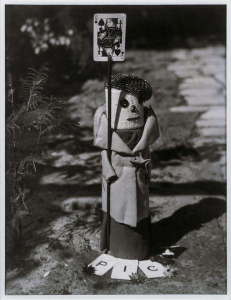 CAHUN_Le coeur de pic_1936_CAHUN85953
