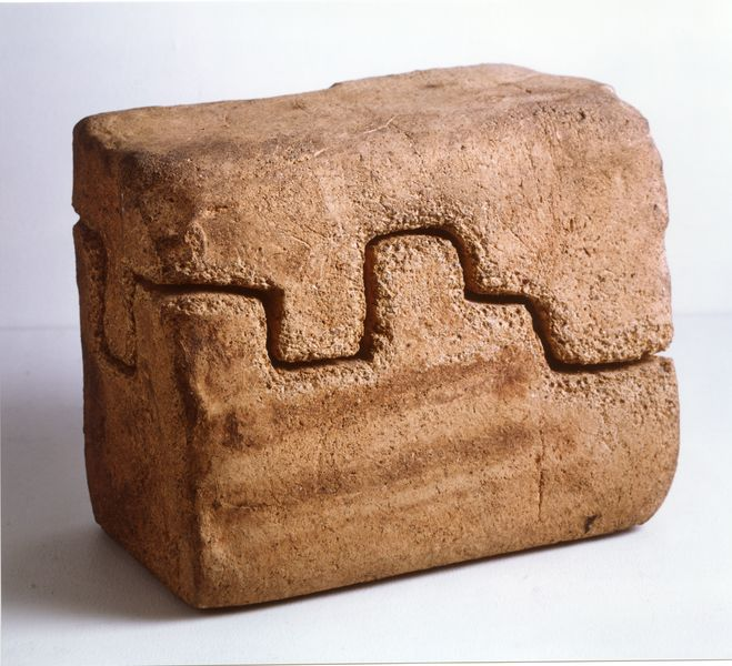 Artwork related to exhibition: Eduardo Chillida