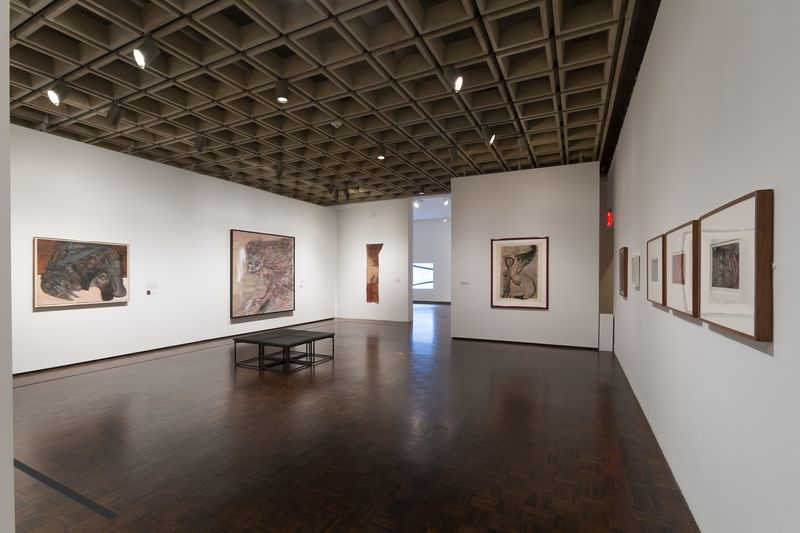 Artists — Leon Golub - Hauser & Wirth