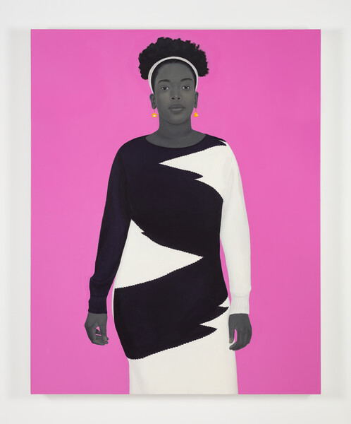 Artwork related to exhibition: Amy Sherald the heart of the matter...