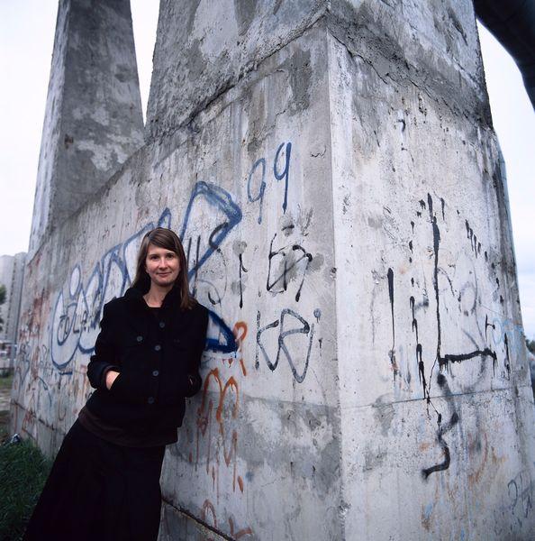 Monika Sosnowska portrait
