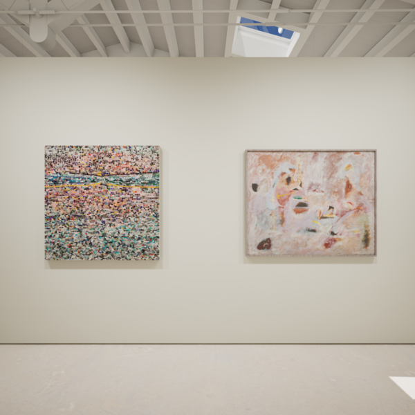Artwork related to exhibition: Arshile Gorky & Jack Whitten
