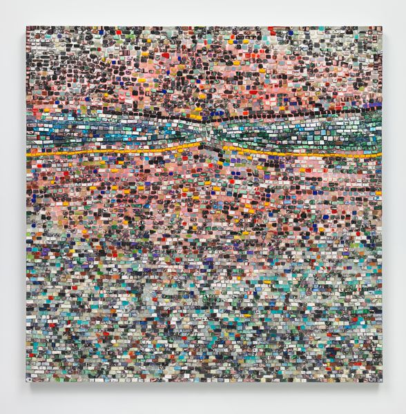 Artwork related to exhibition: Jack Whitten A Special Presentation