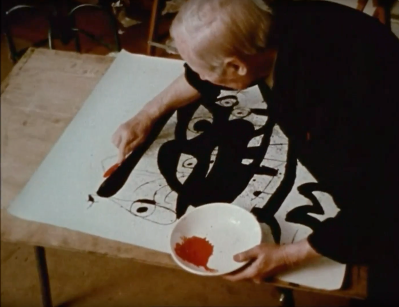 Joan Miro, the Inner Fire (2018) Directed by Albert Solé Duration: 50 mins