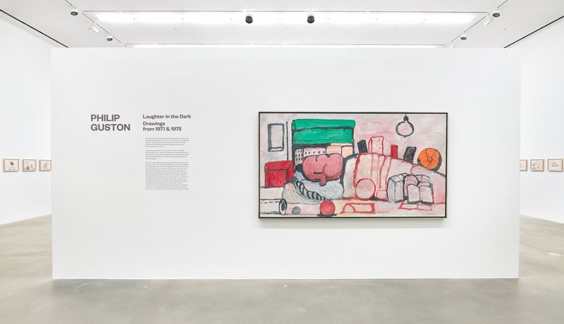 HWL_2017_Guston_Laughter_Install 03