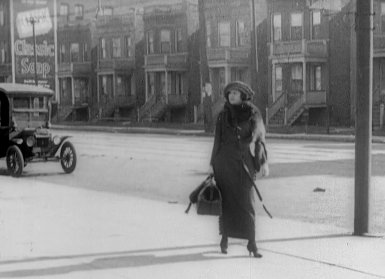 Evelyn Preer – Within Our Gates (1920) Sylvia Landry in Boston 1